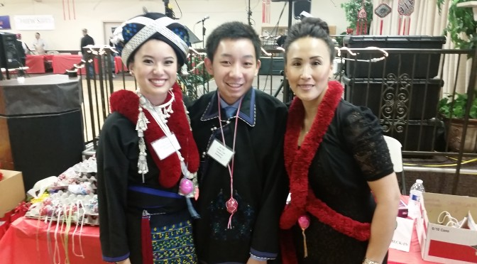 Mien New Years Celebration 2016